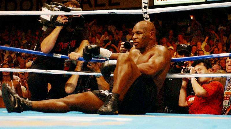 Mike Tyson's Last Ever Opponent Lives A Very Different Life Despite Ending Iron Mike's Career