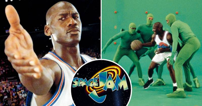 How Michael Jordan Trained 'Like A Vampire' While Making Space Jam