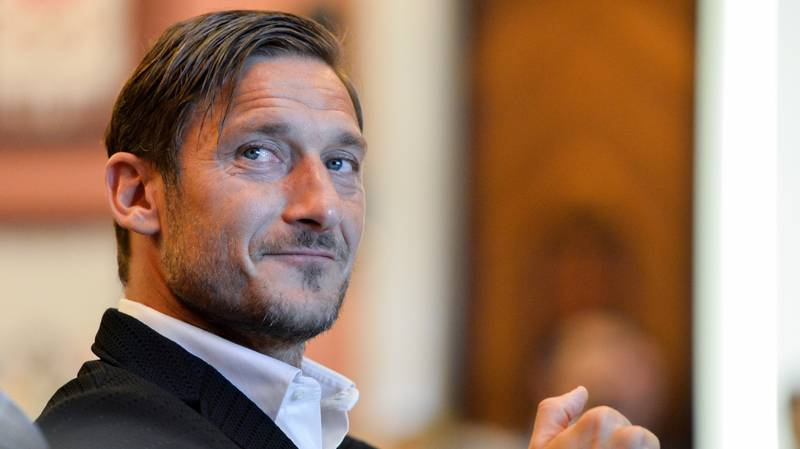 Francesco Totti Reveals The Two Icons He Tried To Get To Join Roma