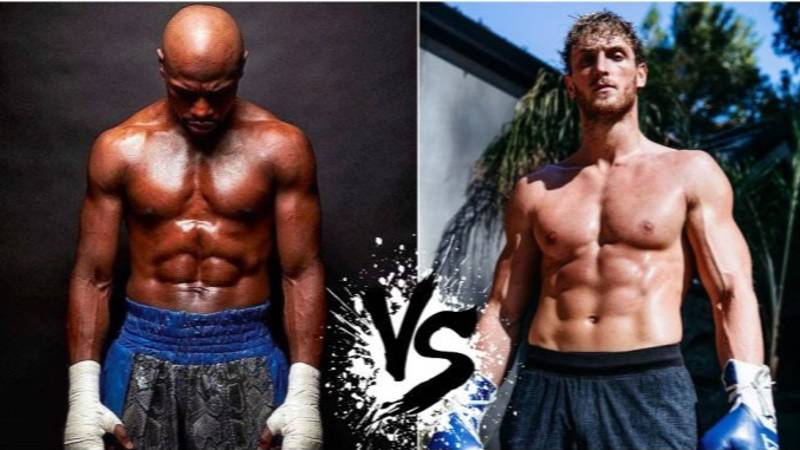 Boxing Mega-Fight Between Floyd Mayweather And Logan Paul Reportedly In The Works