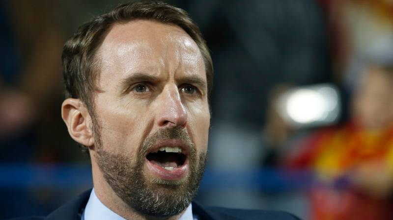 Gareth Southgate Speak Out On Racist Abuse From Montenegro Fans
