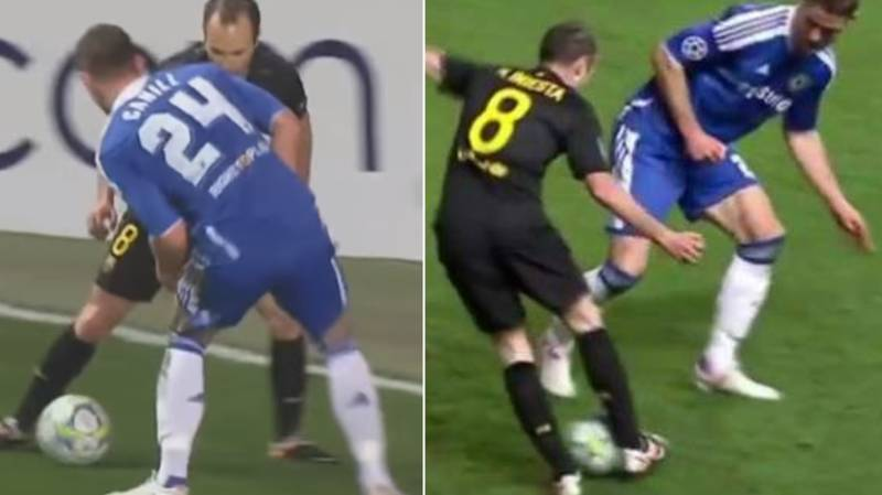 Andres Iniesta's Signature 'La Croqueta' Is One Of The Most Underappreciated Skill Moves Ever