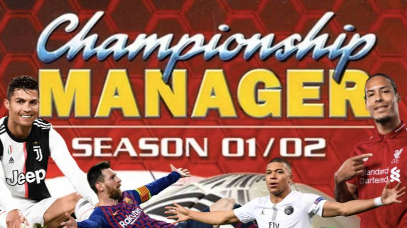 You Can Play Championship Manager 01/02 With Updated Squads From This Season