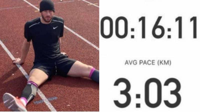 Ross Barkley Ran 5K In Just 16 Minutes