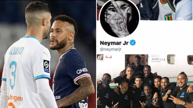Neymar Responds To Alvaro Gonzalez's 'Bad Loser' Jibe With Further Racism Claims