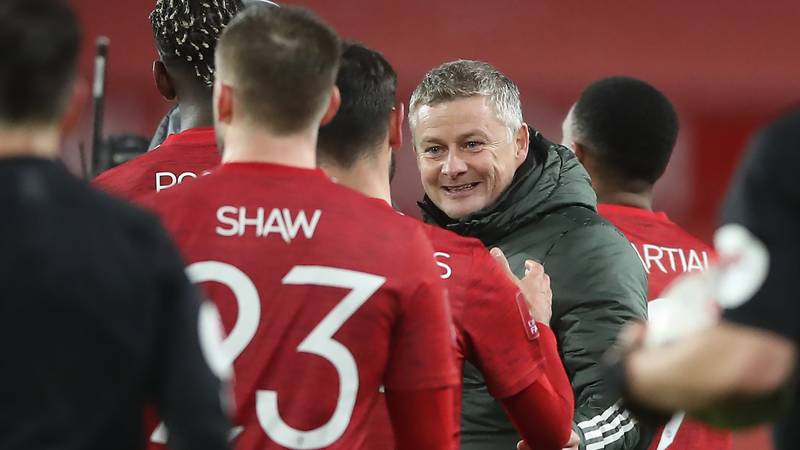 Man United Vs Sheffield United: Live Stream And TV Info For Premier League Match At Old Trafford