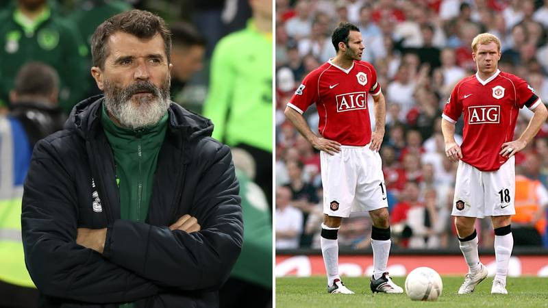 Roy Keane Predicted How Much Legendary Manchester United Players Would Cost Now
