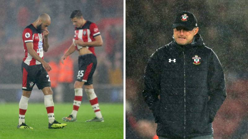 Southampton Players And Coaches To Donate Wages To Charity Following Humiliating 9-0 Defeat