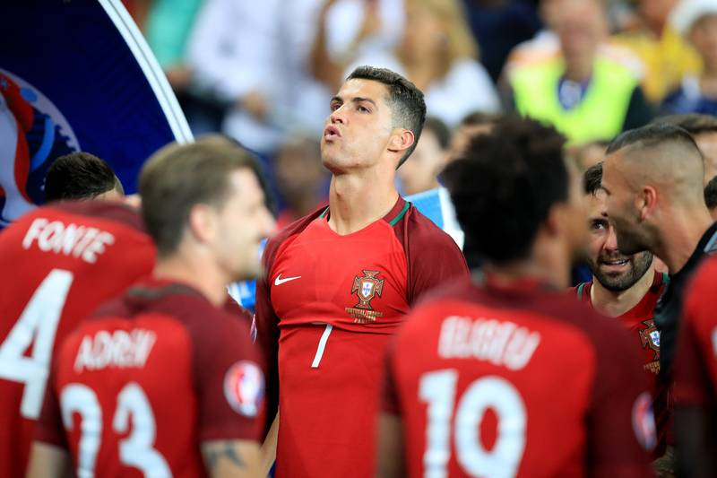 Barca Hero Believes Portugal Are Better Without Ronaldo