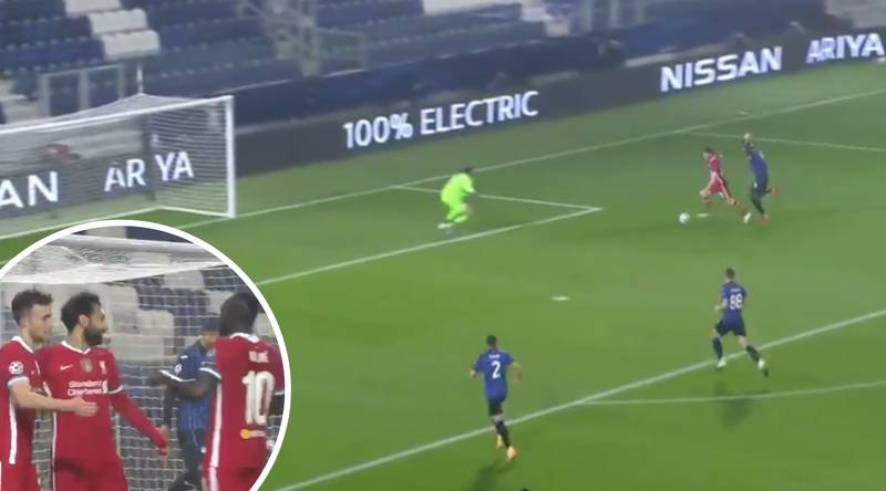Liverpool's Diogo Jota Scores Stunning Double Against Atalanta