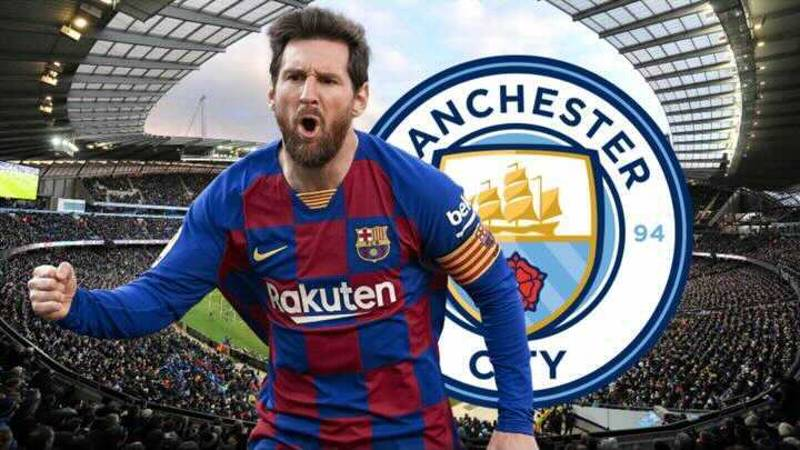 Manchester City Are Reportedly Set To Hold Pre-Contract Talks With Barcelona Ace Lionel Messi In January