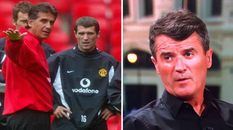 Roy Keane Told The Most Roy Keane Story Possible About Carlos Queiroz
