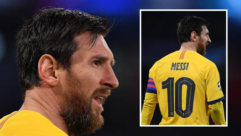 Lionel Messi Once Revealed The Player Who Always 'Amazed' Him On The Pitch