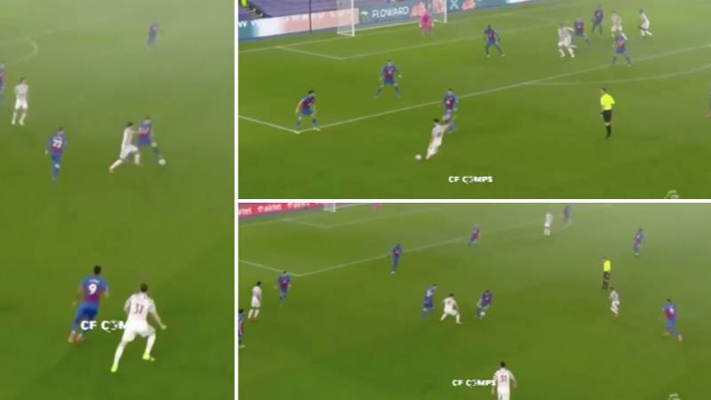 'No Pen No Impact' - Brutal Compilation Shows How Ineffective Bruno Fernandes Was Against Crystal Palace