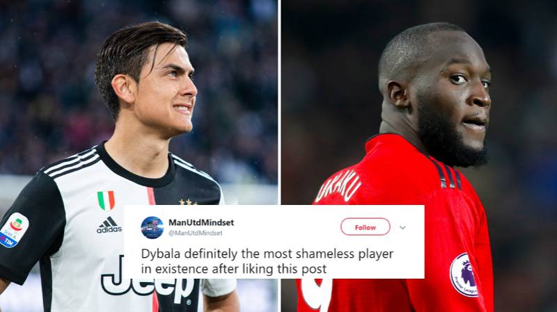 'He's Taking The P*ss' Manchester United Fans Fuming With Paulo Dybala's 'Shameless' Activity On Instagram