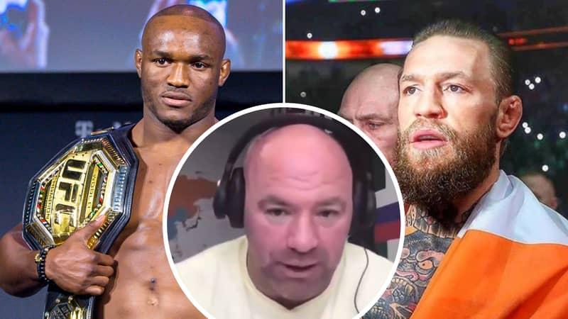 Dana White Gives Huge Update On Potential Conor McGregor Vs Kamaru Usman Title Fight