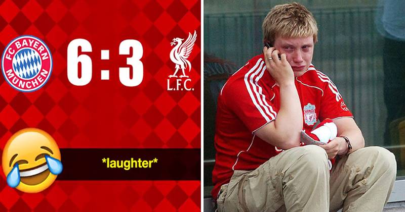 The Embarrassing Moment A Liverpool Fan Explains The Champions League Away Goals Rule Wrong