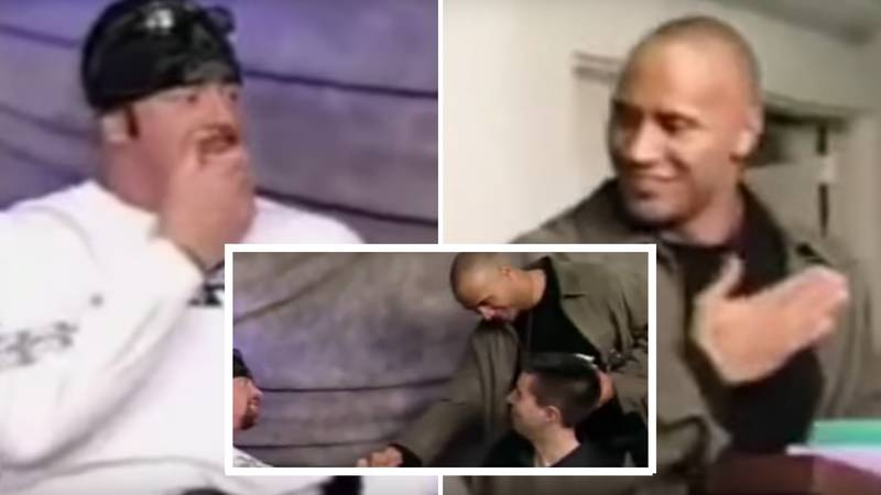 Dwayne 'The Rock' Johnson's Reaction To The Undertaker During Rare TV Interview Is Incredible