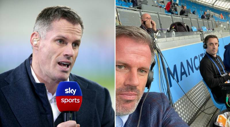 Jamie Carragher Names The Greatest Transfer In Football History: 'It Stands Alone'