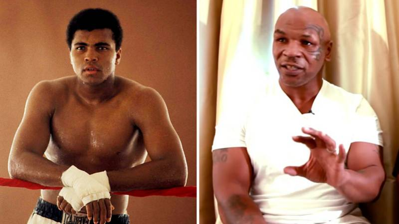 Mike Tyson Says He'd Have Lost To A Prime Muhammad Ali