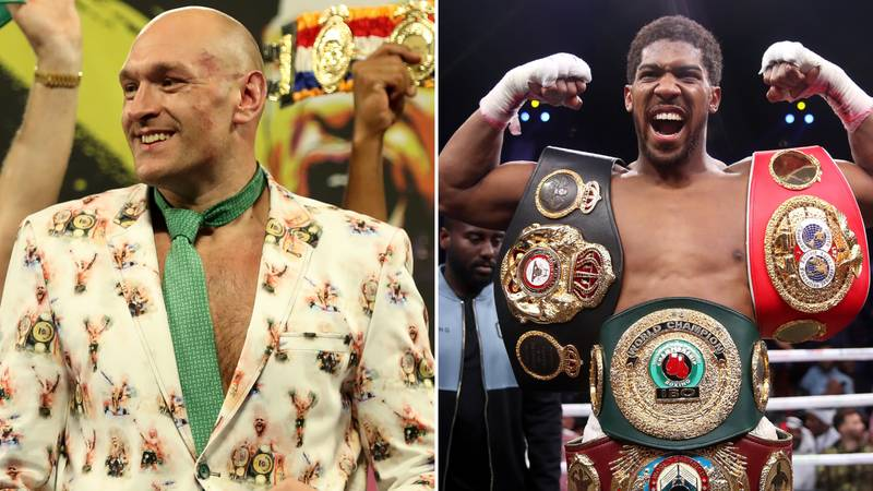 New Update On Huge Tyson Fury vs Anthony Joshua Heavyweight Unification Clash