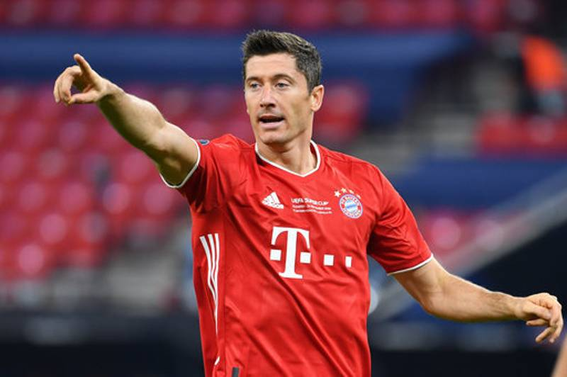 Robert Lewandowski Names Atletico Madrid Star As One Of The Best Strikers In The World