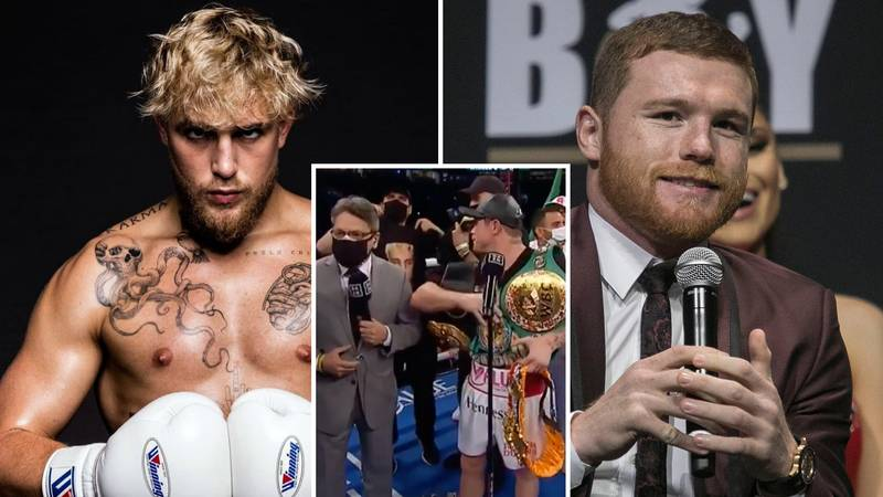 YouTube Star Jake Paul Ruthlessly Calls Out Canelo Alvarez In Extraordinary Rant On Social Media