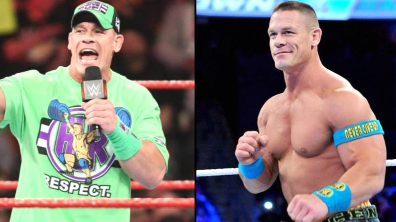 John Cena Has Got A New Haircut And People Think He Looks Ridiculous