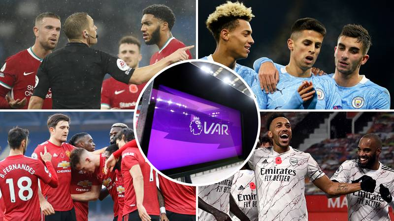 Revealed: The Full Premier League Table For 2020-21 Season Without VAR Used