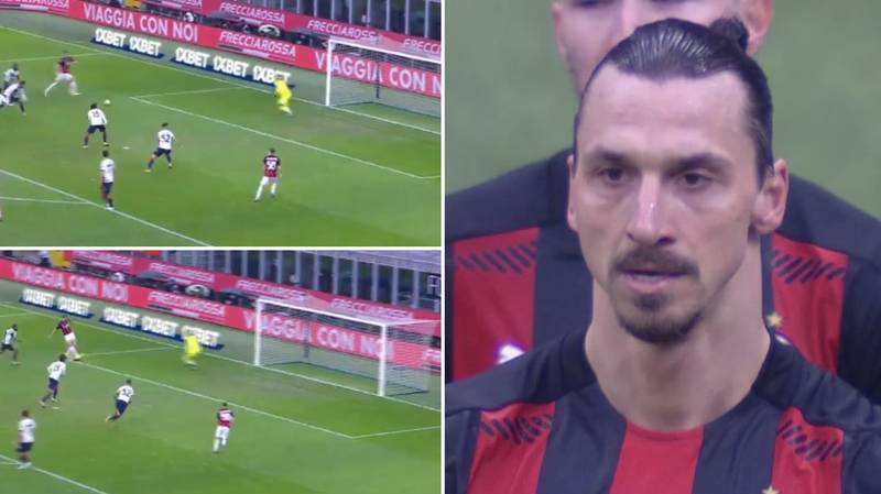 Zlatan Ibrahimovic Scores His 500th Career Club Goal