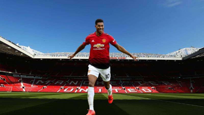 Marcus Rashford Will Reportedly Nearly Quadruple Wages With New £70 Million Deal