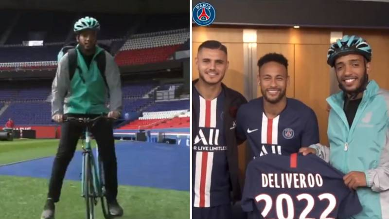 PSG Fans Can Get Food Delivered To Their Seats Courtesy Of Deliveroo