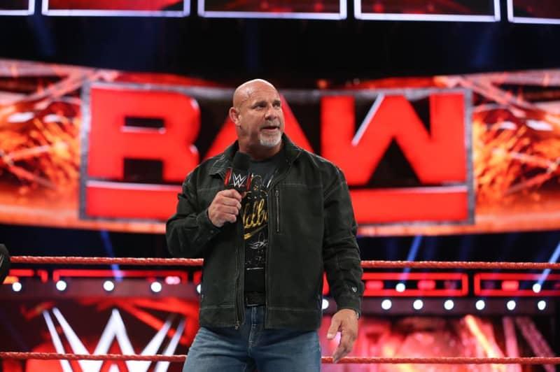 WATCH: Goldberg Makes Huge Announcement About His Next Match
