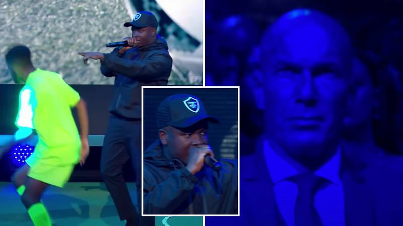 Michael Dapaah's Performance At The 2018 FIFA Best Awards Is Going Viral Again And It's A Must-Watch