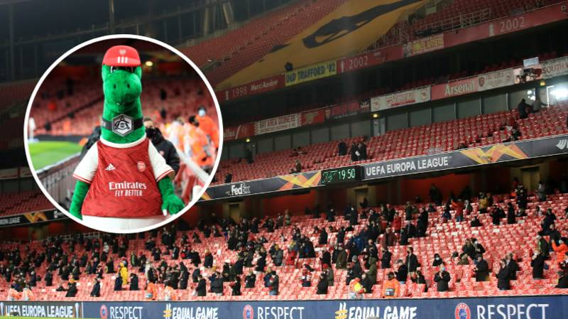 Arsenal Fans Make Long-Awaited Return To Emirates Stadium For Europa League Clash