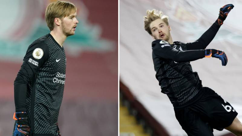 Liverpool Made A Massive Blunder On Caoimhín Kelleher's Premier League Debut