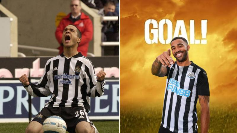 Callum Wilson Signed For Newcastle United Because Of 'Goal!' Film