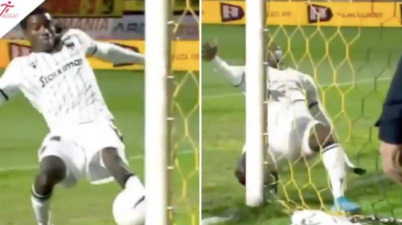 Barcelona Youngster Moussa Wague Out For Nine Months After Brutal Collision With Goalpost