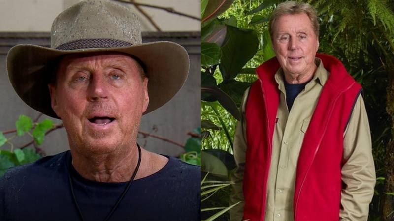 ​I'm A Celeb: Anyone But Harry Shout Bookies