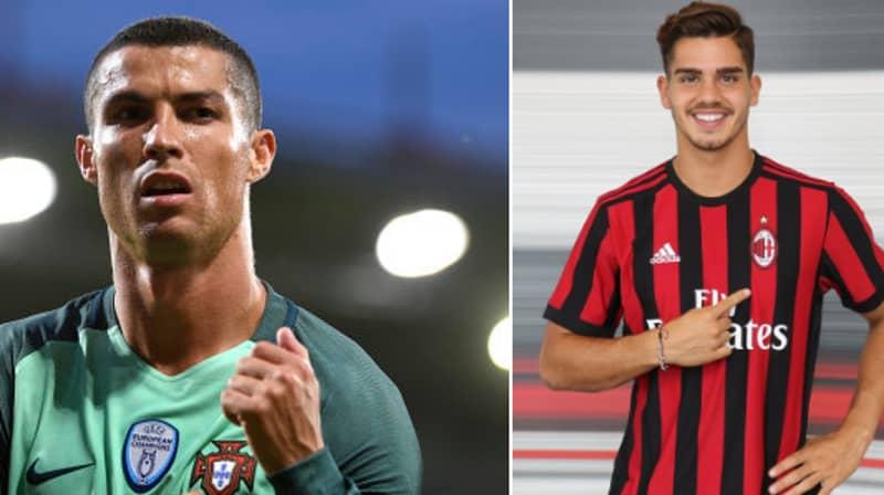Andre Silva Responds Brilliantly After Cristiano Ronaldo Hails Him As Portugal's Future