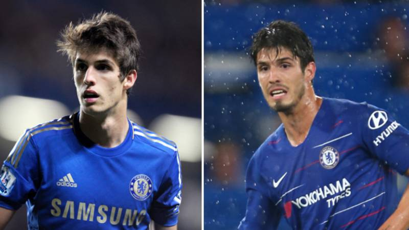 Chelsea's Longest-Serving Player Leaves The Club On Four-Year Contract