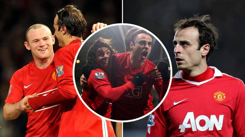 Former Manchester United Star Dimitar Berbatov Reveals His Favourite Strike Partner