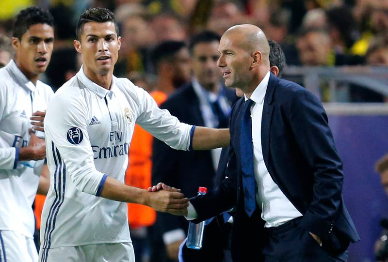 Cristiano Ronaldo Isn't The One And Only Irreplaceable Player At Real Madrid