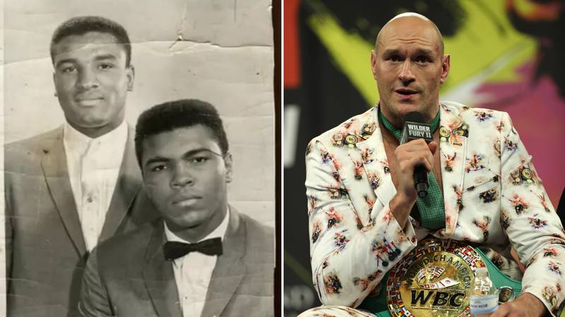 EXCLUSIVE: Muhammad Ali's Brother Response To Claims Comparing Tyson Fury To Ali