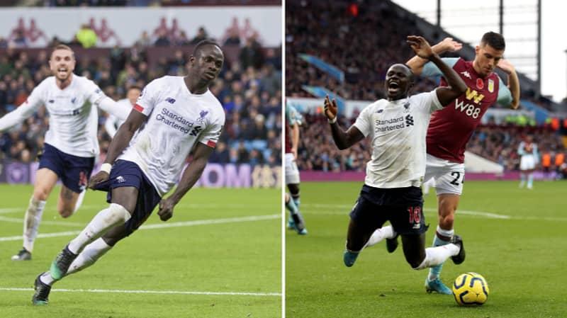 Sadio Mane Jokes That He'll Dive Again After Pep Guardiola Criticism