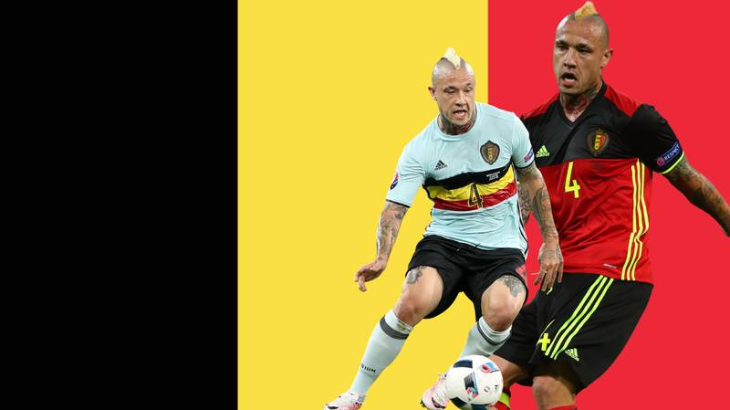Radja Nainggolan Announces His Retirement From International Football