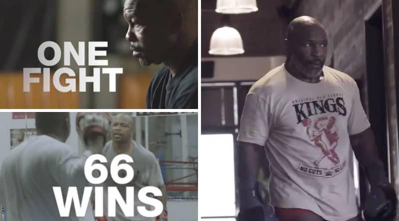 Official Trailer Released For Mike Tyson Vs Roy Jones Jr