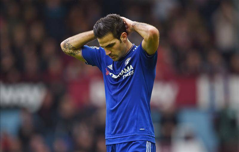 Cesc Fabregas Doesn't Rate Xavi Or Iniesta As Best Midfielder He's Played With