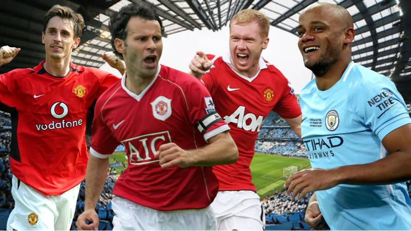 Gary Neville, Ryan Giggs And Paul Scholes Among Ten Manchester United Legends Confirmed For Kompany's Testimonial