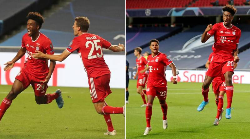 Bayern Munich Beat Paris Saint-Germain 1-0 To Win The Champions League